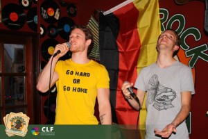 08.07.2014 WM Halbfinale & Karaoke Night