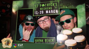 19.03.2016 St. Patricks Day mit den Andersons