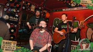 18.03.2017 St. Patricks Day Party & live-Musik mit den Andersons